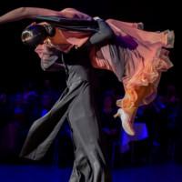 Galaball 2019: Anna Zudilina & Fedor Isaev. Photo: Dr. Hartmann